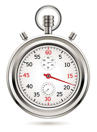stop time: design of stopwatch