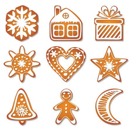 conception de biscuits au gingembre