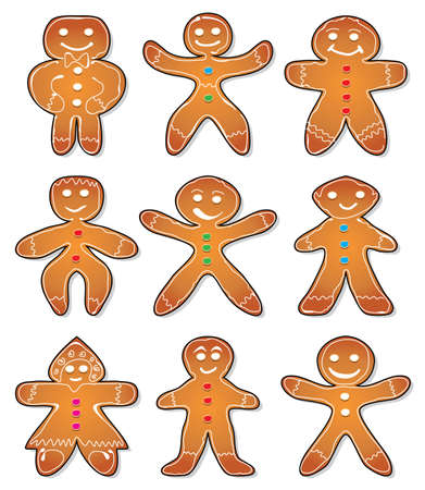 spice cake: design of gingerbread cookies