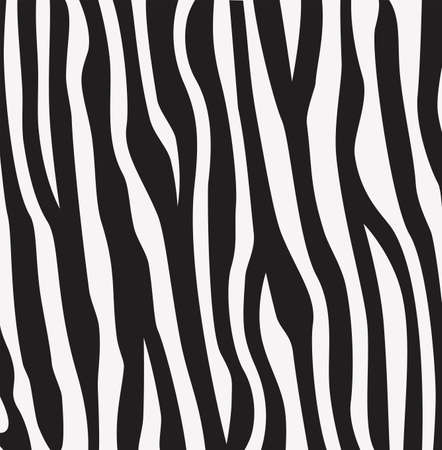 hid: vector abstract skin texture of zebra print pattern