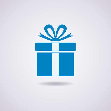 vector gift box icon Vector