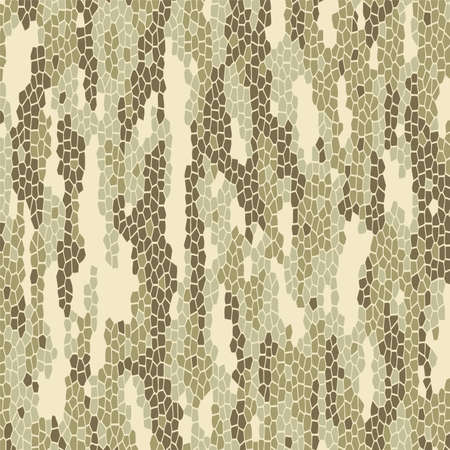 military uniform: vector abstract summer camouflage background pattern