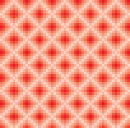 tints: abstract red tints mosaic pattern