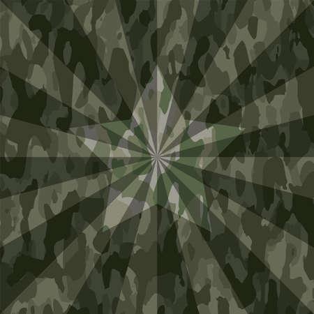 camoflage: summer camouflage pattern  Illustration