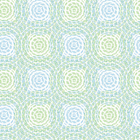 circle pattern: seamless background pattern of abstract circles