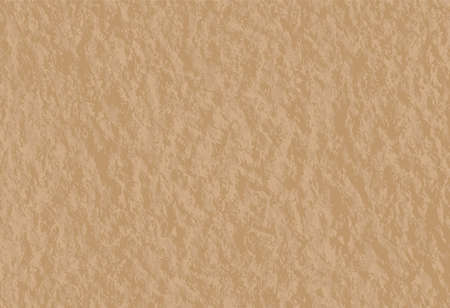 craft material: Rough cardboard texture background pattern. design of blank brown paper card. grunge surface paperboard with empty space. abstract, clean kraft wallpaper Illustration