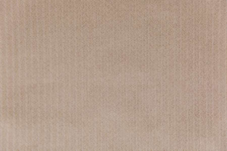 Light natural linen texture for the background for design and decoration Imagens