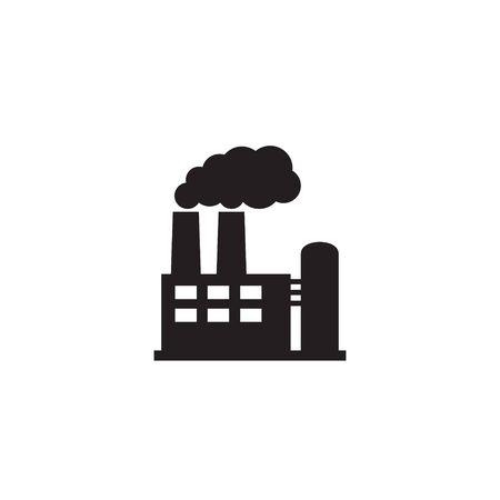 Vector illustration of industry icon, Factory icon. Standard-Bild - 147740779