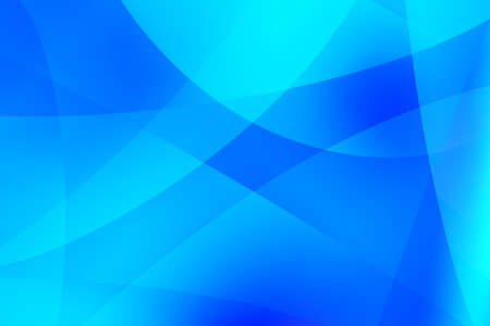 Abstract blue line texture with smooth shape background. Foto de archivo