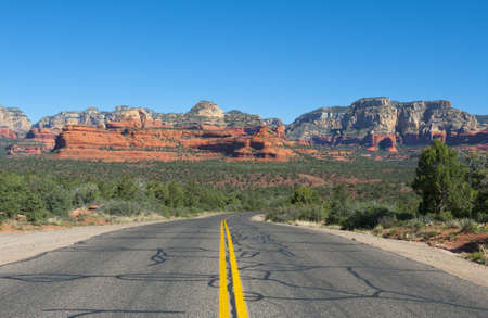 Road to Sedona Arizona