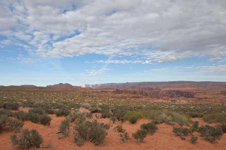 Beautiful desert image of Arizona