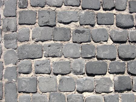 old pavement photo