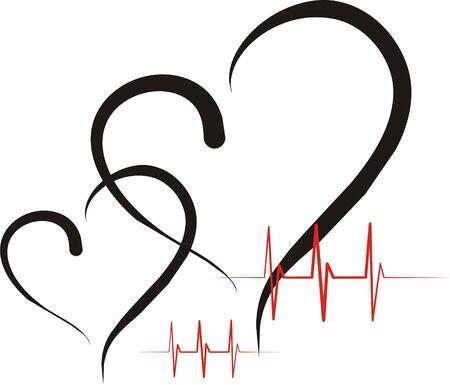 heart health Stock Photo
