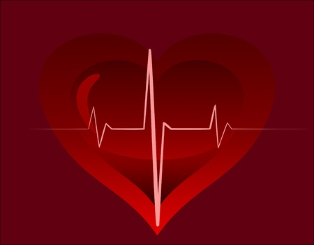 Heartbeat Stock Photo - 8323037