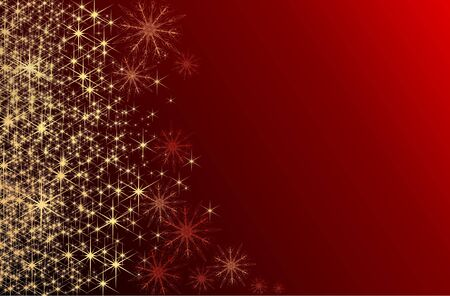 Christmas shine Stock Photo