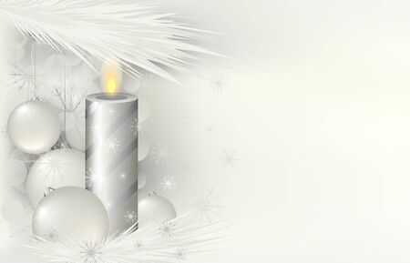 fantastic Christmas composition Stock Photo - 10765315