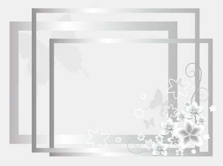 bodas de plata: de fondo de bodas de plata Foto de archivo