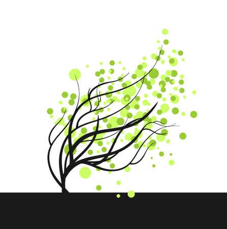 grass roots: beautiful art tree