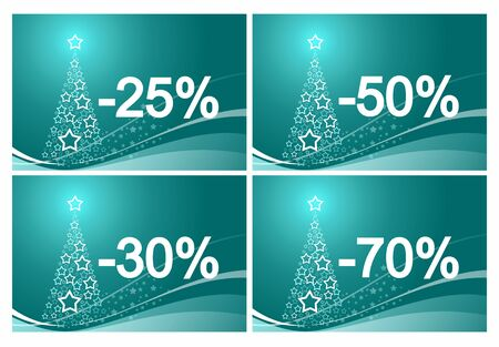 christmas discount cards