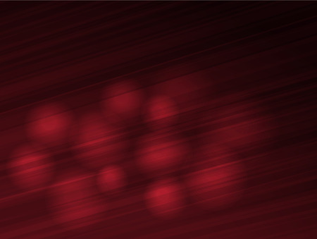 red abstract backgrounds: Abstract dark red background with spheres. Vector illustration