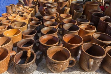 steins: Vintage steins and pitchers. Craft