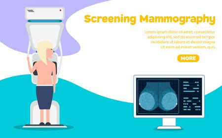 Screeningl Mammography banner