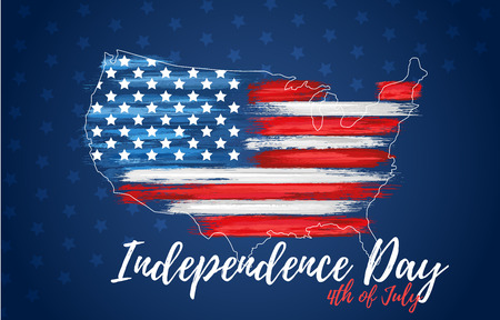 Happy independence day 4th of July