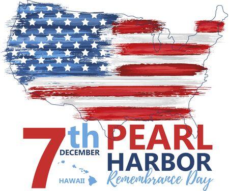 Pearl Harbor, Hawaii-Gedenktag