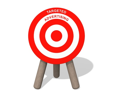 contextual: Targeted advertising board