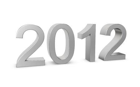 New Year 2012 Stock Photo - 11449834