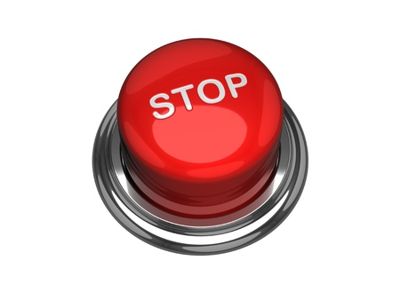 Stop button Stock Photo - 11740166