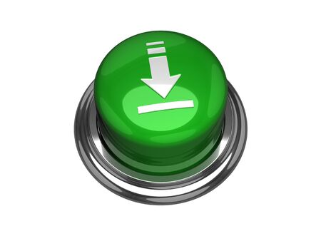 Download button. Stock Photo - 12384914