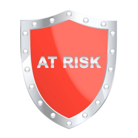 Protection shield illustration Stock Vector - 13523140