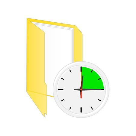 schedule system: Scheduler icon.
