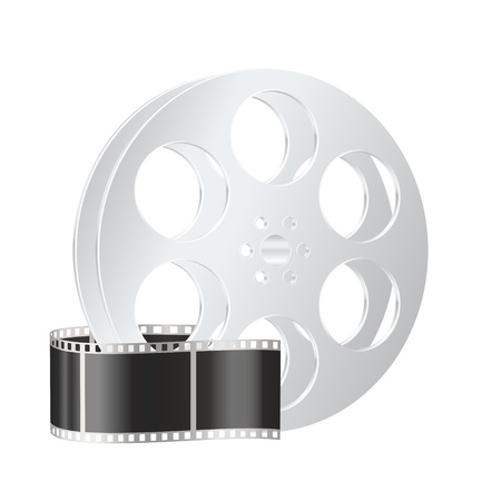 spindle: Film reel