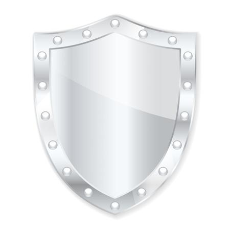 defend: Protection shield  illustration