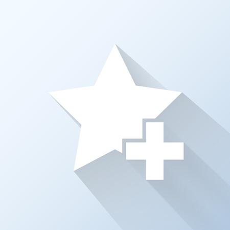 favoritos: Favoritos Piso icono ilustraci�n