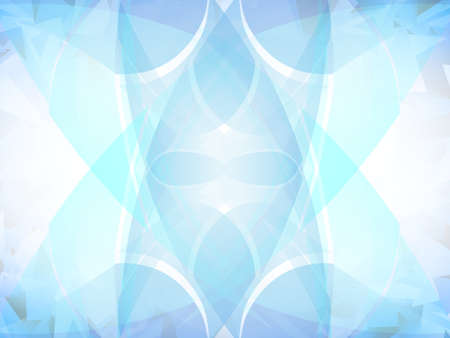 Abstract colorful Bright geometric transparent background