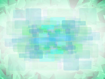 Abstract colorful background. Bright geometric transparent background.
