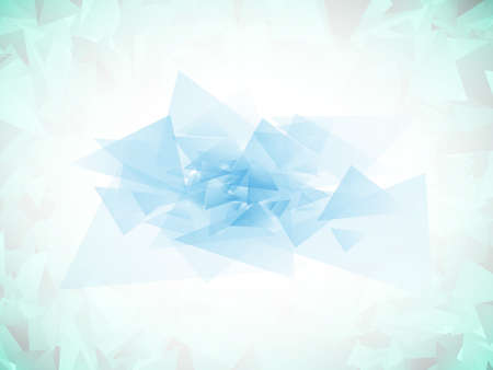 Abstract colorful background. Bright geometric transparent background