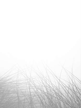 Abstract monochrome grass background.