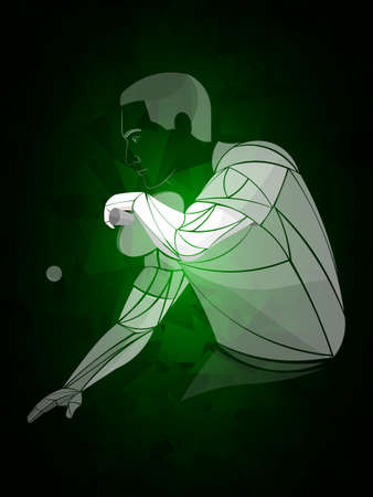 table tennis, ping pong, table tennis, Player, athlete, game, vector Vectores