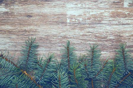 Vintage Christmas background 2018