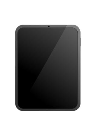 Tablet vector illustration. Realistic Tablet mockup vector Illustration