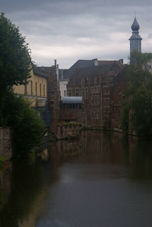 buidings: Interesting buidings in Gent
