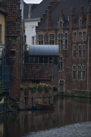 Interesting buidings in Gent