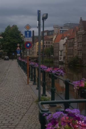 Gent boardwalk