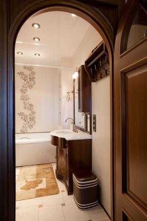 beautiful modern apartment interior Stock Photo - 8908063