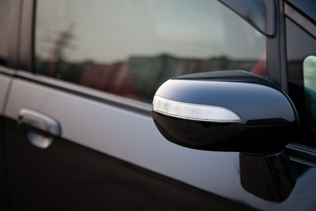 details of a tuning car photo