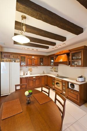 beautiful modern apartment interior photo